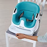 Ingenuity Baby Base 2-in-1 Seat - Peacock Blue