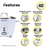 Aroma Housewares Select Stainless Rice Cooker