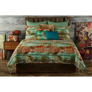 Amazon Com Tracy Porter Cerena King Quilt Home Amp Kitchen