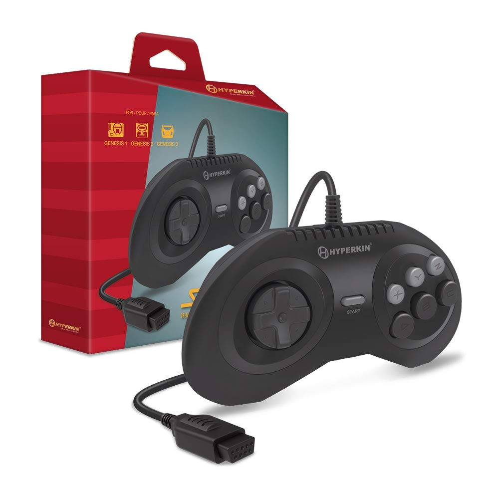 "Hyperkin ""Squire"" Premium Controller for Genesis/ MegaRetroN HD"