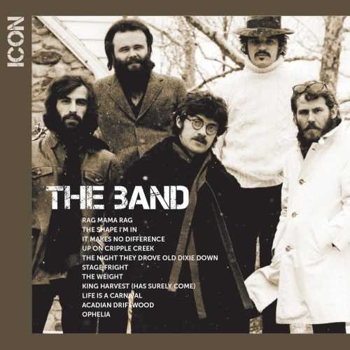 CD : The Band - Icon (Icon Title)