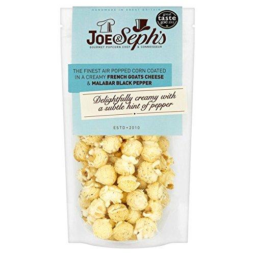 Joe & Seph's Goats Cheese & Black Pepper Popcorn - 70g - Hat Malabar