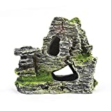 Uxcell 1 Piece Fish Tank Aqua Landscape Decoration Artificial Mountain Driftwood