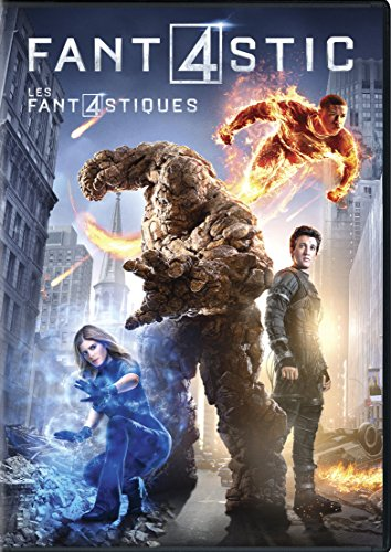 Fantastic Four (2015) (Bilingual)