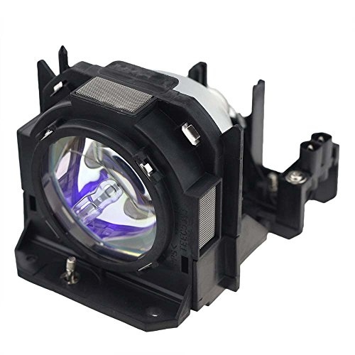 (XIM ET-LAD60W Projector Lamp With Housing For Panasonic PT-DZ570U PT-DW6300US PT-DZ6700U PT-DW6300ULS PT-DW6300 PT-DZ6700)
