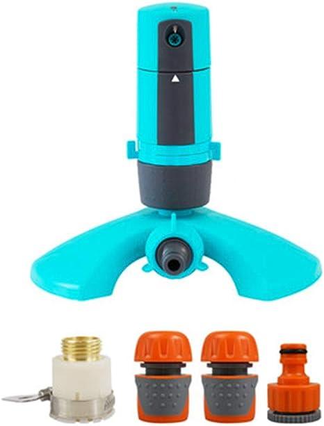 AA-SS-Garden Hose Nozzles Aspersor Giratorio de 360 ° Regador automático de rociadores de jardín Riego Regadera Jardín de Lujo Villa: Amazon.es: Hogar