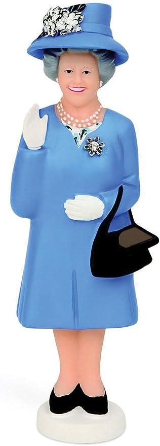 Kikkerland KK1601BL Reine Solaire avec Chapeau Bleu