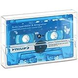 PHILIPS Nass-Reinigungskassette für Kassettenrecorder