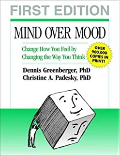 Clinicians guide to mind over mood 9780898628210 medicine mind over mood change how you feel by changing the way you think fandeluxe Image collections