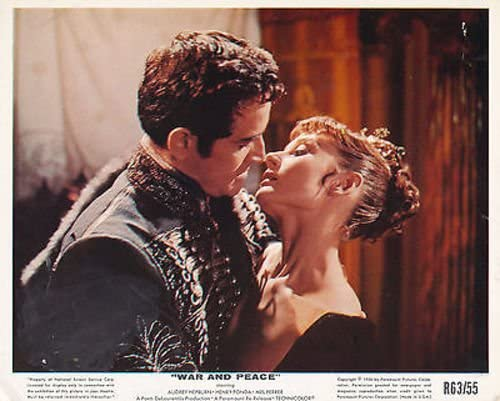 AUDREY HEPBURN/VITTORIO GASSMAN/WAR AND PEACE/8X10 ORIGINAL PHOTO BB1542 at  Amazon's Entertainment Collectibles Store