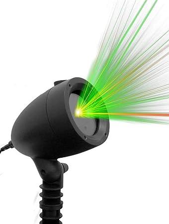 Amazon Com Startastic Holiday Light Show Static Laser Light