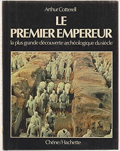 Téléchargez gratuitement des ebooks Le premier empereur PDF RTF DJVU 2851082922
