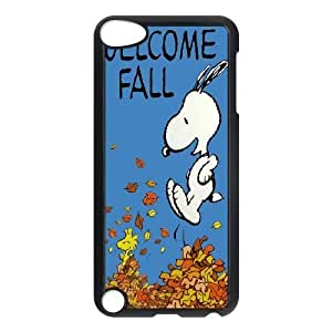 Custom High Quality WUCHAOGUI Phone case Cute & Lovely Snoopy Protective Case FOR Ipod Touch 5 - Case-13