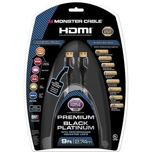 ultrahd black platinum hdmi - 1