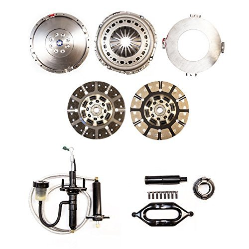 Diesel Performance Clutches - South Bend Clutch SDD3250-GK Clutch Kit