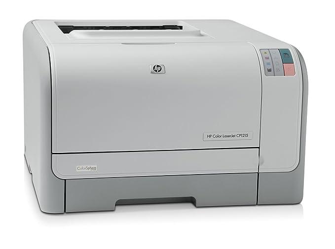 HP Color Laserjet CP1215 - Impresora láser color (12 ppm, A4 ...