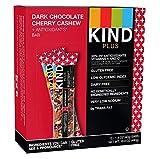 Kind Bars, Dark Chocolate Cherry Cashew + Antioxidants, Gluten Free, 1.4oz