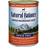 Natural Balance L.I.D. Limited Ingredient Diets Ca...
