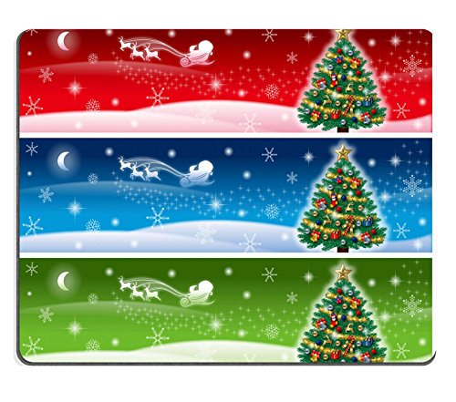 luxlady-mouse-pad-natural-rubber-mousepad-image-id-30900225-christmas-banner