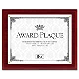 Burnes DAX Mahogany Wall Award Plaque (DAXN1581MT)