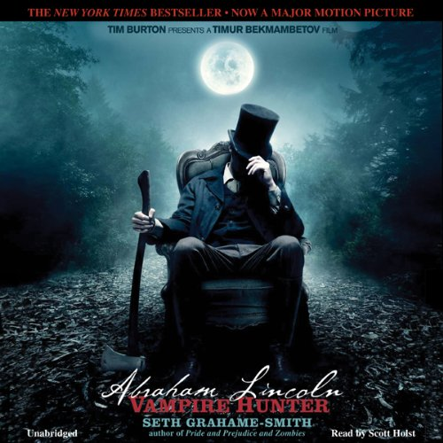 Abraham Lincoln: Vampire Hunter Audiobook [Free Download by Trial] thumbnail