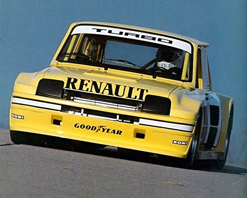 1981 Renault Le Car 5 Turbo Factory Photo