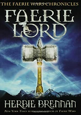 book cover of Faerie Lord