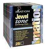 IMN41085 - Imation CD/DVD Slim Line Jewel Case