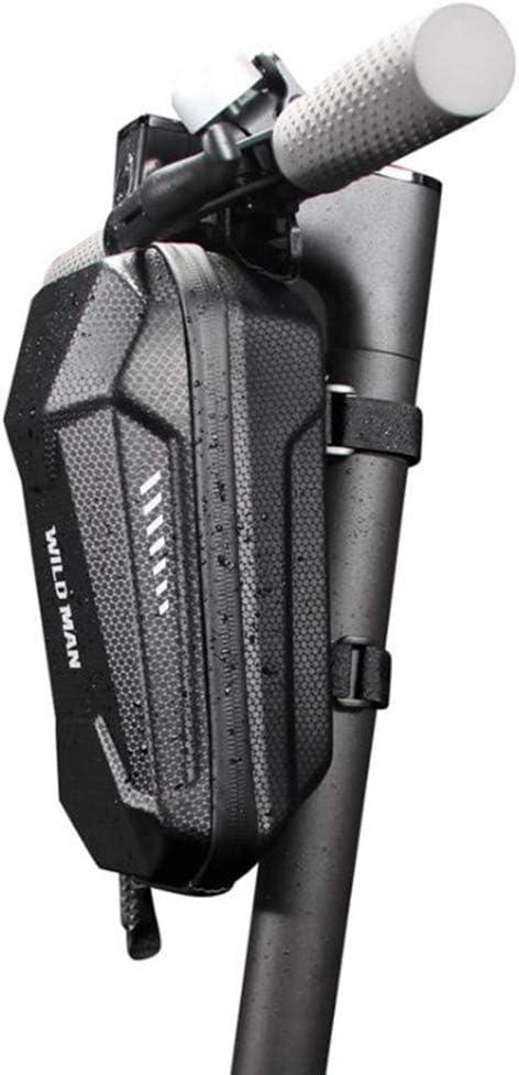 WILD MAN Hard Shell Waterproof Scooter Storage Bag for Kick Scooters Folding Bike
