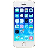Apple iPhone 5S 16 GB Refurbished Unlocked Phone, Gold