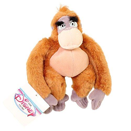 King Louie the Gorilla Jungle Book - Disney Mini Bean Bag Plush ()