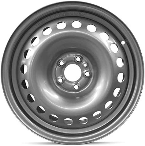 16x6.5 Inch New Steel Wheel Rim For 2015-2019 Dodge Promaster City 5-98mm