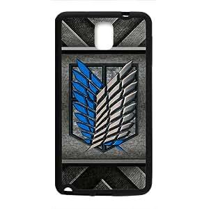 Attack On Titan Fashion Comstom Plastic case cover For Samsung Galaxy Note3