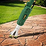 Parkland 2000W Electric Weed Killer Burner Wand Thermal Weeding Stick - up to 600 Degree Weeder Tool for Garden, Patio, Driveway by
