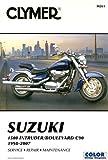 img - for Clymer Suzuki 1500 Intruder/Boulevard C90 1998-2007 (Clymer Color Wiring Diagrams) by Clymer Staff (2007-10-01) book / textbook / text book