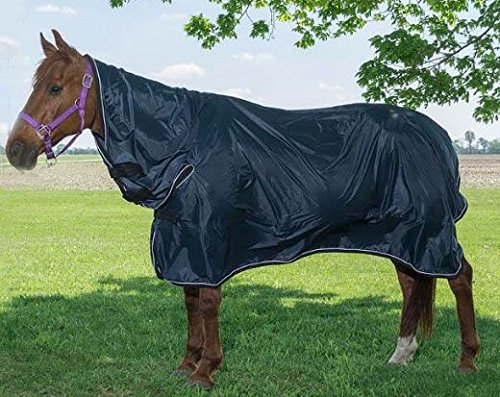 Tough-1 320 Denier Rain Sheet with Neck Cover and Storage Bag