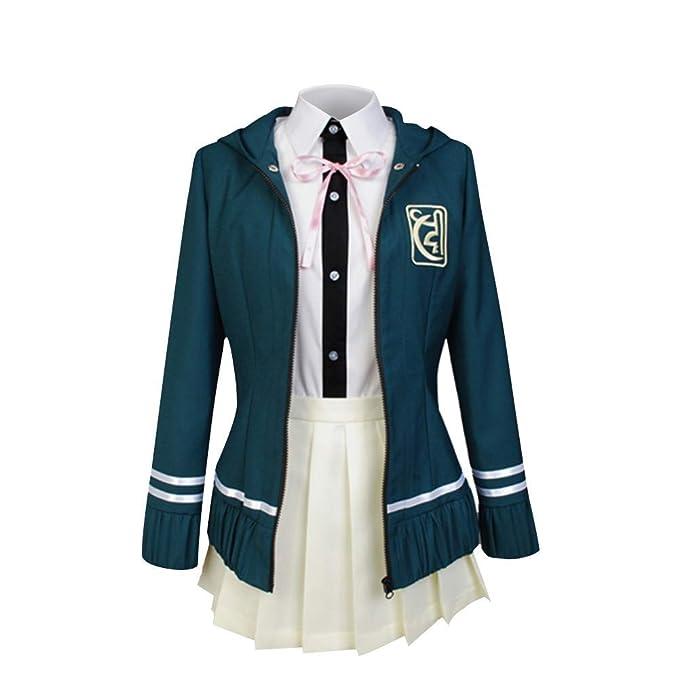 Amazon.com: COSEASY Danganronpa Chiaki Nanami vestido de ...