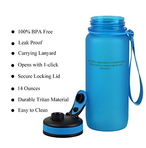 WATERFLY-24-oz-ounce-BPA-Free-USA-Ttitan-Material-Wide-Mouth-Water-Bottles-Cups-Hydration-Filtration-for-Man-Women-Sport-Outdoors-Camping-HikingBlue