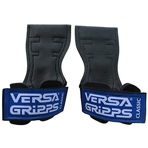 Versa Gripps Classic Authentic. The Best Training Accessory in The World. Made in The USA (Blue Label, -
