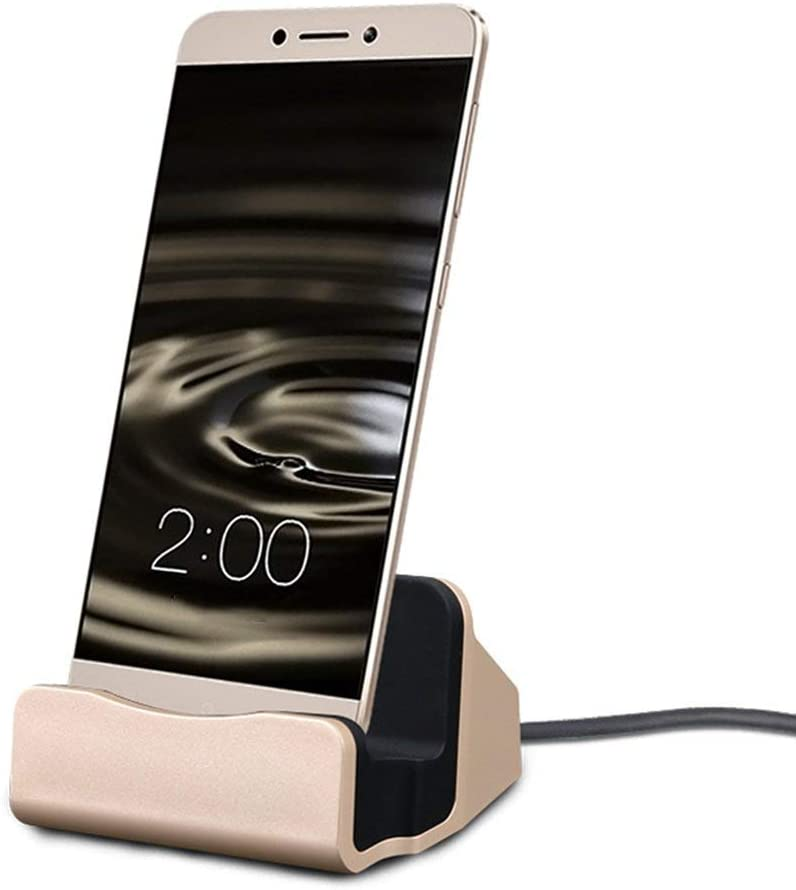 Universal USB 3.1 Type-C Sync Charging Dock Station w/Cable Phone ...