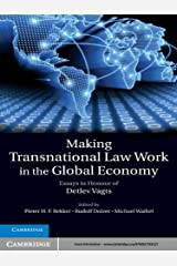 Making Transnational Law Work in the Global Economy Kindle Edition