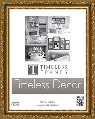 - Timeless Frames Carrington Frame Gold, 16