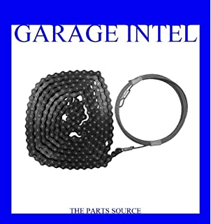 Stanley Garage Door Opener Chain And Cable Assembly 370 2278