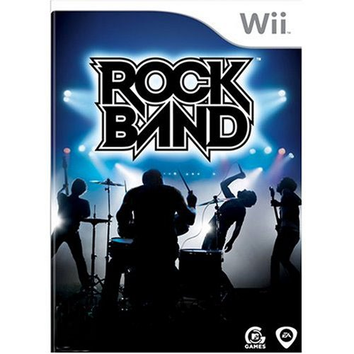 Rock Band – Game Only (Wii) by Electronic Arts