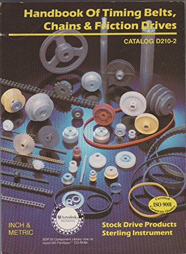Timing Metric Belts (SDP/SI: Handbook of Timing Belts, Chains & Friction Drives (Inch & Metric) Catalog D210-2)