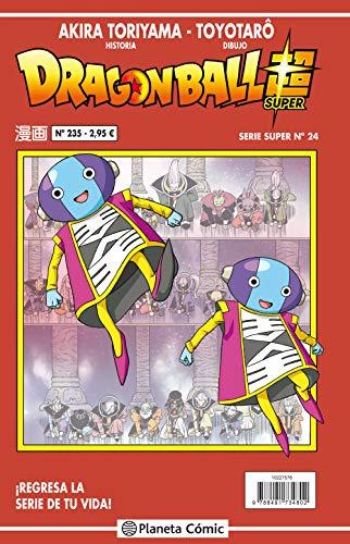 Dragon Ball Serie roja nº 235 (vol5): 222 (Manga Shonen) por Akira Toriyama