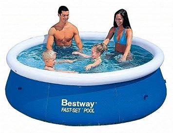 Bestway 8ft Paddling Pool: Amazon.co.uk: Toys & Games