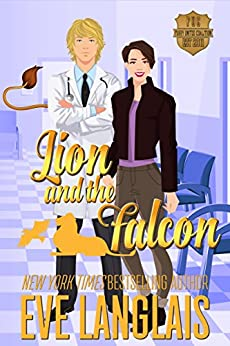 Lion And The Falcon (Furry United Coalition Book 4) by [Langlais, Eve]