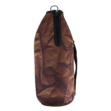Mancavepaper Bag Koozie Bottle Holder 40 Ounce Black Amazonca