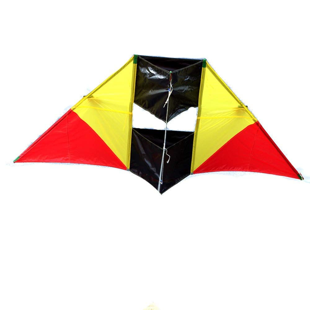 凧,春の空飛ぶ凧の希望 大人の柔らかい傘布、三次元三角凧 空飛ぶ物 B07QYQ5V3C、ステンレス鋼リール、飛ぶのは簡単 空飛ぶ物 A (色 : C) B07QYQ5V3C A A, 芳賀町:87f0b502 --- ferraridentalclinic.com.lb